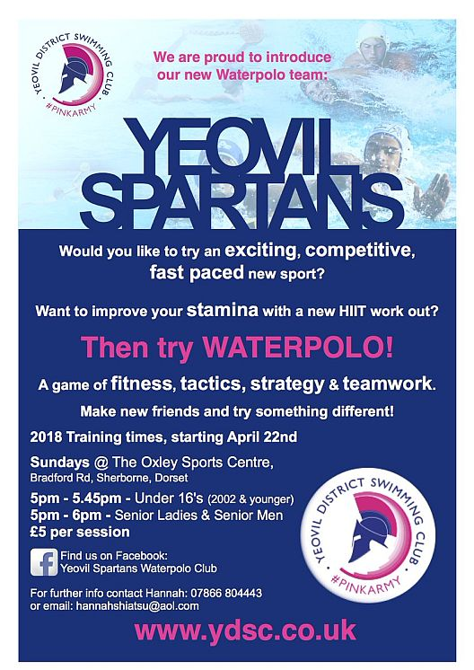 Yeovil Spartans Poster